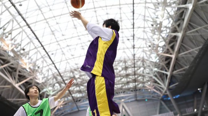 【目黒区】個人バスケ・開放施設・体育館情報