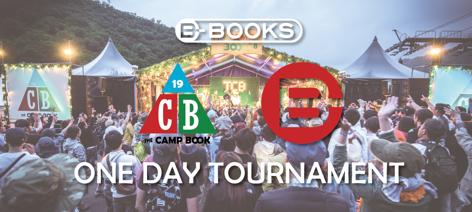 THE CAMP BOOK ONE DAY TOURNAMENT vol.149