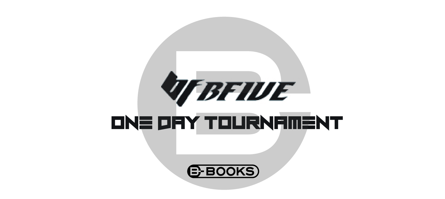 B-FIVE CUP in 世田谷 ROUND5