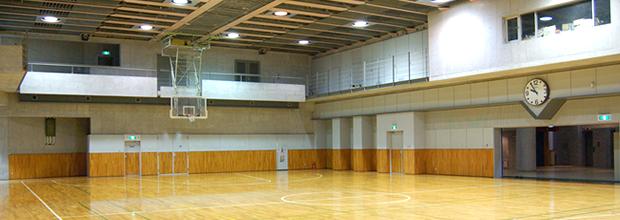 学校法人岩崎学園 横浜デジタルアーツ専門学校(体育館)