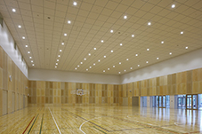 カルッツかわさき 小体育室