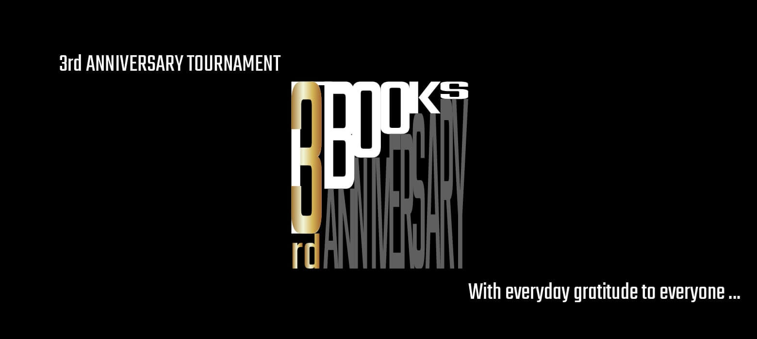 3rd ANNIVERSARY TOURNAMENT vol.1