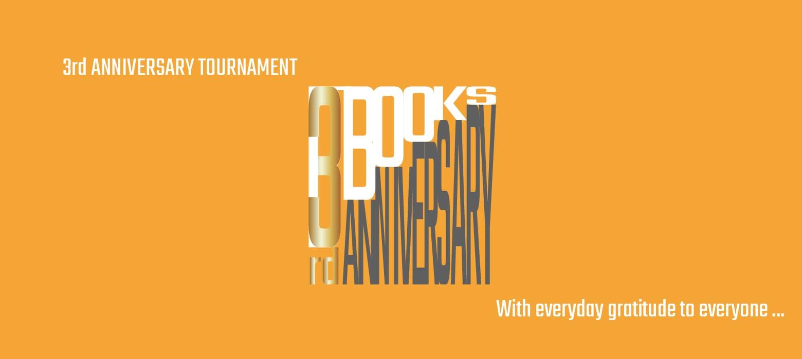 3rd ANNIVERSARY TOURNAMENT vol.3