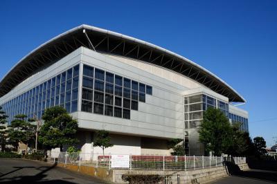 高津スポーツセンター 大体育室