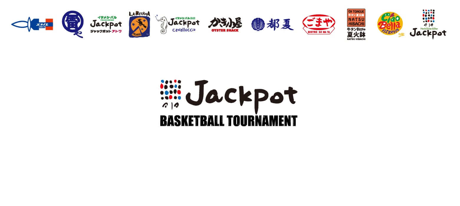 Jackpot CUP in 荒川